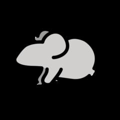Mouse openmoji emoji
