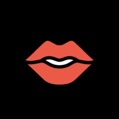 Mouth openmoji emoji