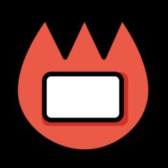 Name Badge openmoji emoji