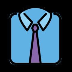Necktie openmoji emoji