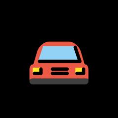 Oncoming Automobile openmoji emoji
