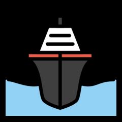 Passenger Ship openmoji emoji