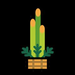 Pine Decoration openmoji emoji
