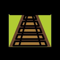 Railway Track openmoji emoji