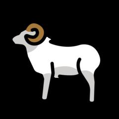 Ram openmoji emoji