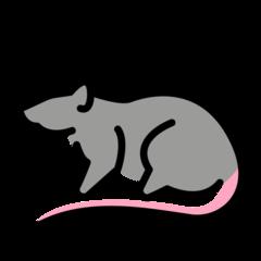 Rat openmoji emoji