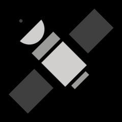 Satellite openmoji emoji