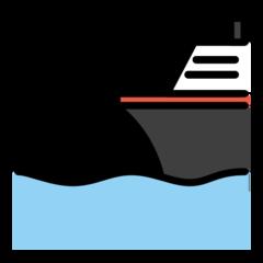 Ship openmoji emoji