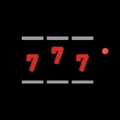 Slot Machine openmoji emoji