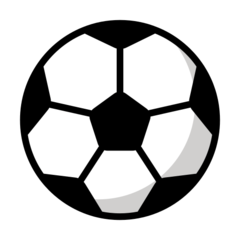 Soccer Ball openmoji emoji