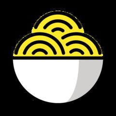 Spaghetti openmoji emoji