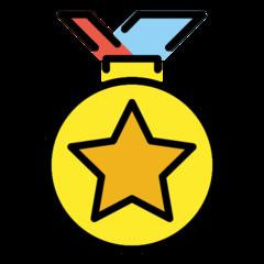 Sports Medal openmoji emoji
