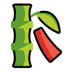 Tanabata Tree openmoji emoji