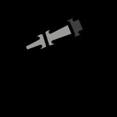 Telescope openmoji emoji