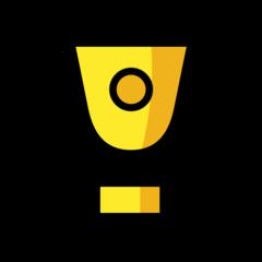 Trophy openmoji emoji