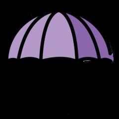 Umbrella openmoji emoji