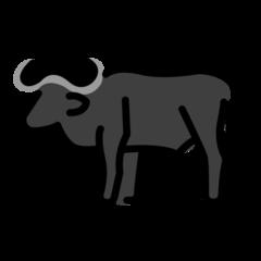 Water Buffalo openmoji emoji