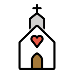 Wedding openmoji emoji