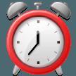Alarm Clock samsung emoji