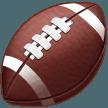 American Football samsung emoji