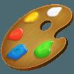 Artist Palette samsung emoji