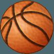 Basketball And Hoop samsung emoji