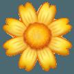 Blossom samsung emoji