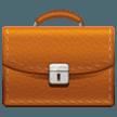 Briefcase samsung emoji