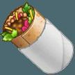Burrito samsung emoji