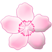 Cherry Blossom samsung emoji