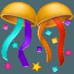 Confetti Ball samsung emoji