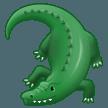 Crocodile samsung emoji