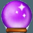 Crystal Ball samsung emoji