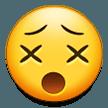 Dizzy Face samsung emoji