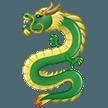 Dragon samsung emoji
