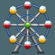 Ferris Wheel samsung emoji