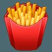 French Fries samsung emoji