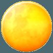Full Moon Symbol samsung emoji
