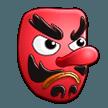 Japanese Goblin samsung emoji