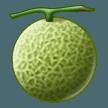 Melon samsung emoji