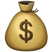 Money Bag samsung emoji