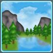National Park samsung emoji