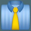 Necktie samsung emoji