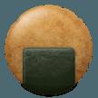 Rice Cracker samsung emoji