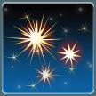Sparkles samsung emoji