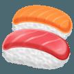 Sushi samsung emoji