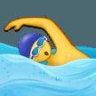 Swimmer samsung emoji