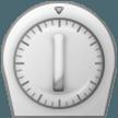 Timer Clock samsung emoji