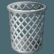 Wastebasket samsung emoji