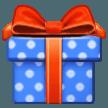 Wrapped Present samsung emoji